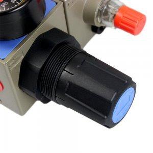 Conjunto de filtro/lubrificador FRL 1/2
