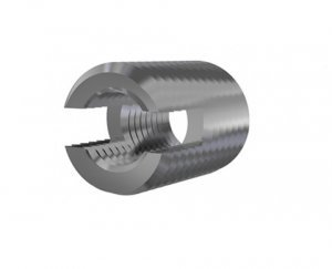 Inserto autocortante M10 X 1,5 Aço Carbonitretado