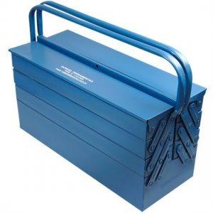 Caixa de Ferramentas Com 7 Gavetas Azul 507FA Marcon
