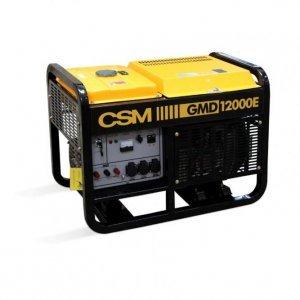 Gerador Portátil GMD 12000E Monofásico 127v/220v Diesel 20 HP CSM