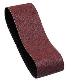 Lixa de cinta 533x30mm G100 pacote c/ 10 peças Makita