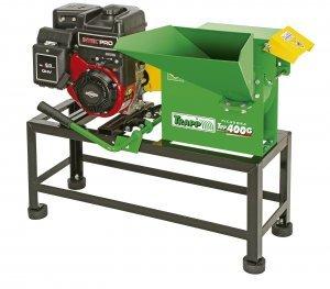 Triturador Picador de Residuos Gasolina 6cv TRP-400G Trapp