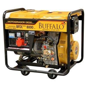 Gerador diesel 6,5 kw trif 380V Buffalo