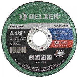Disco de corte metal  115 X 3,0 X 22,23 RETO Belzer