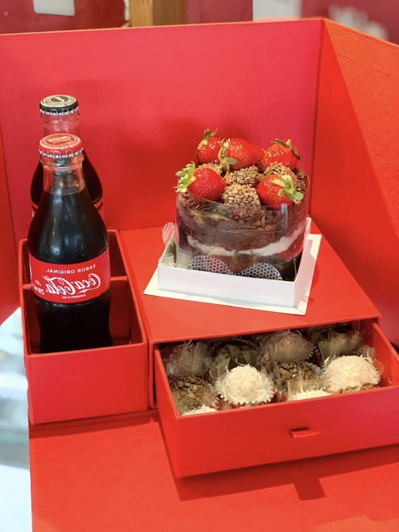 Festa na Caixa Coke