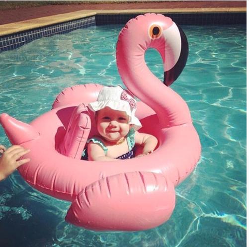 Boia flamingo pink