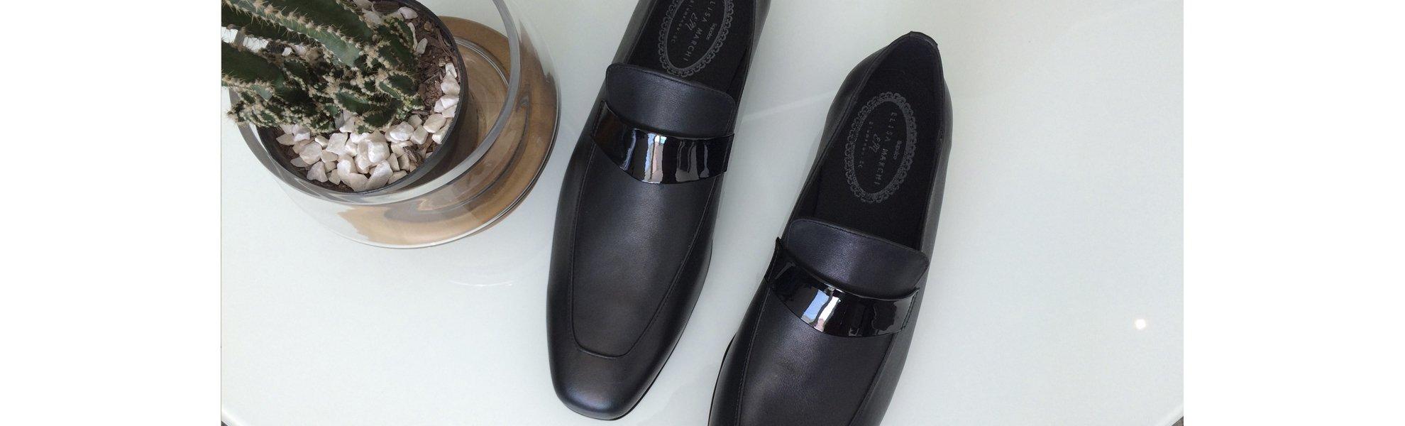 Sapato Loafer Lugano feito a mão