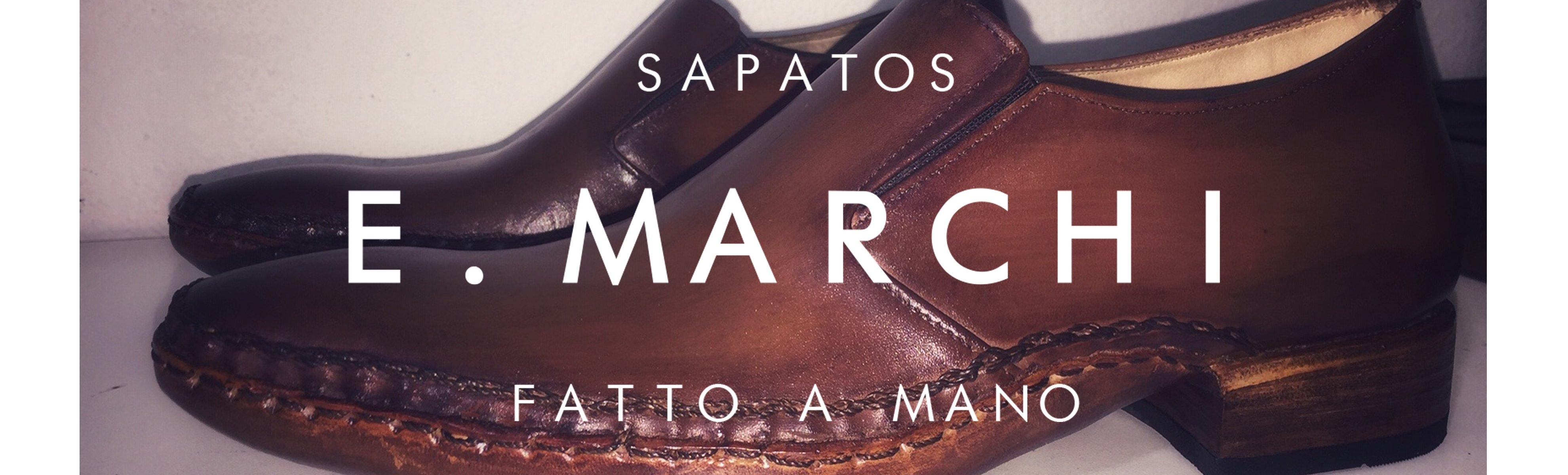 Loafer Ataliba feito à mão Sapatos E. Marchi