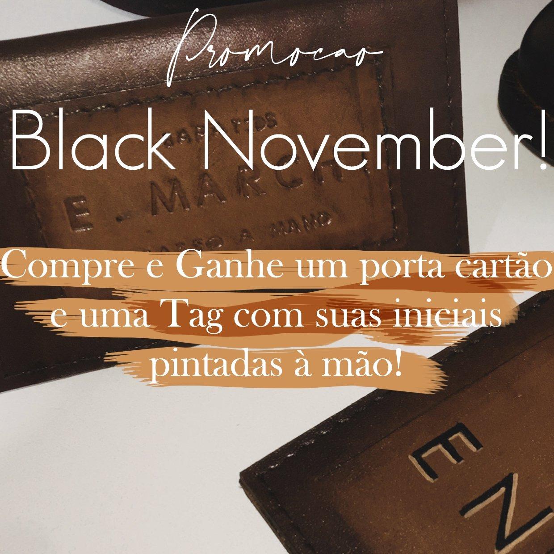 Promoção Black November