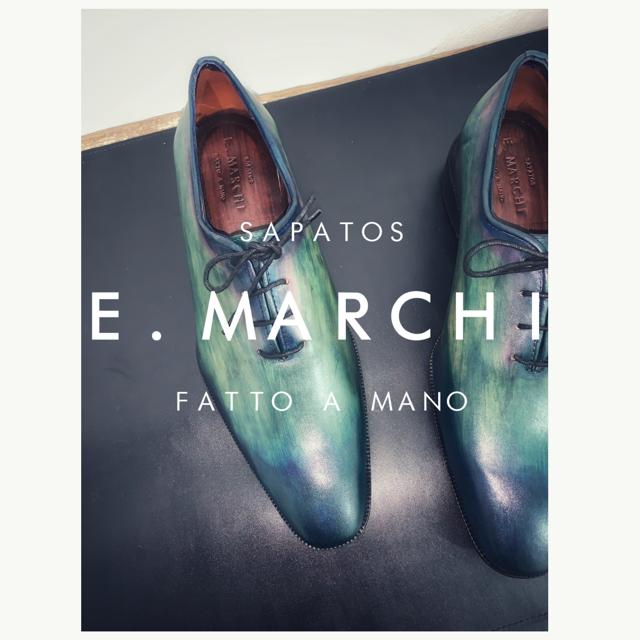 Sapatos Masculinos feitos a mão