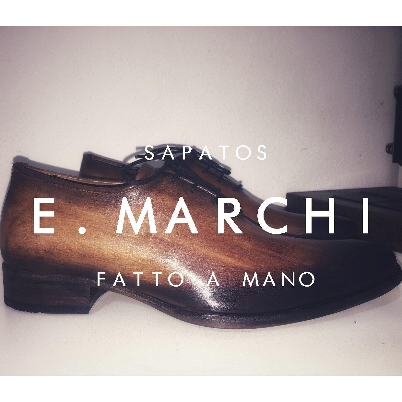 Oxford Mauro Patina Serra