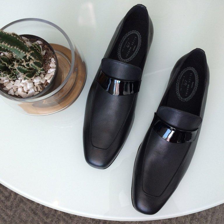 Sapato Loafer Lugando feito a mão