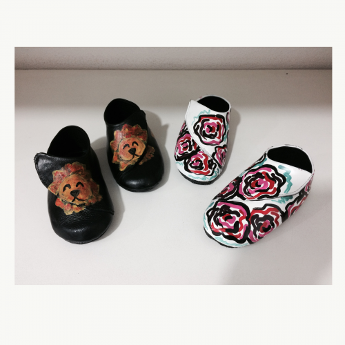 Miniatura Sapato Preto