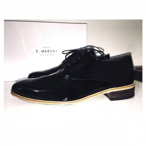 Sapato Oxford Leonardo Verniz