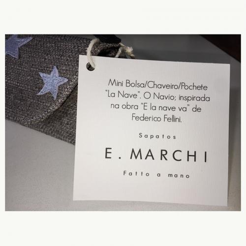 Mini Bolsa/Chaveiro/Pochete