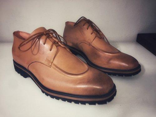Sapato Derby