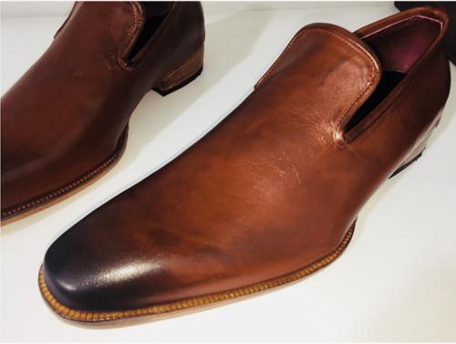 Sapato Loafer Silvano E. Marchi Tabaco