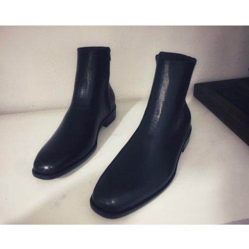 Bota Bergamo - bota masculina de couro E. MARCHI Homem
