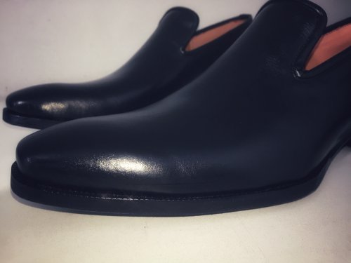 Sapato Loafer Silvano E. MARCHI Nero