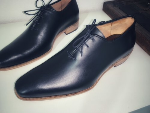 Oxford Wholecut E. Marchi Natural