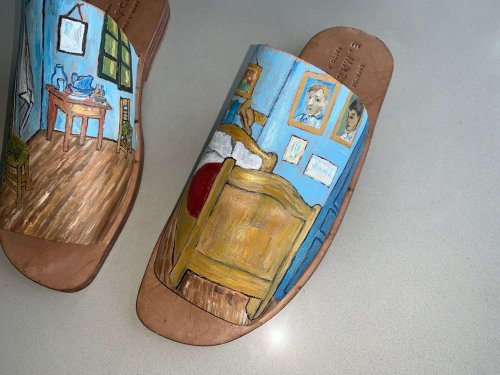 Chinelo Itália E. MARCHI MyArts Van Gogh