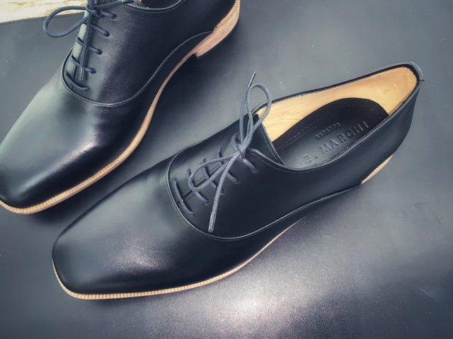 Sapato Oxford Leonardo E. Marchi Preto