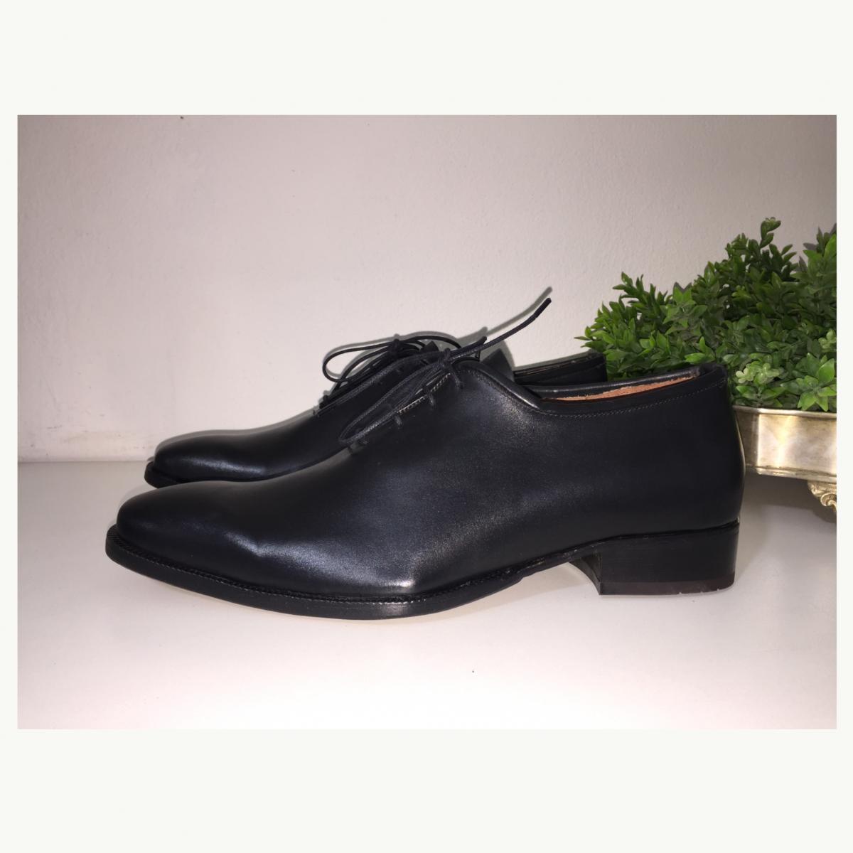 Sapato Social Oxford Mauro Preto