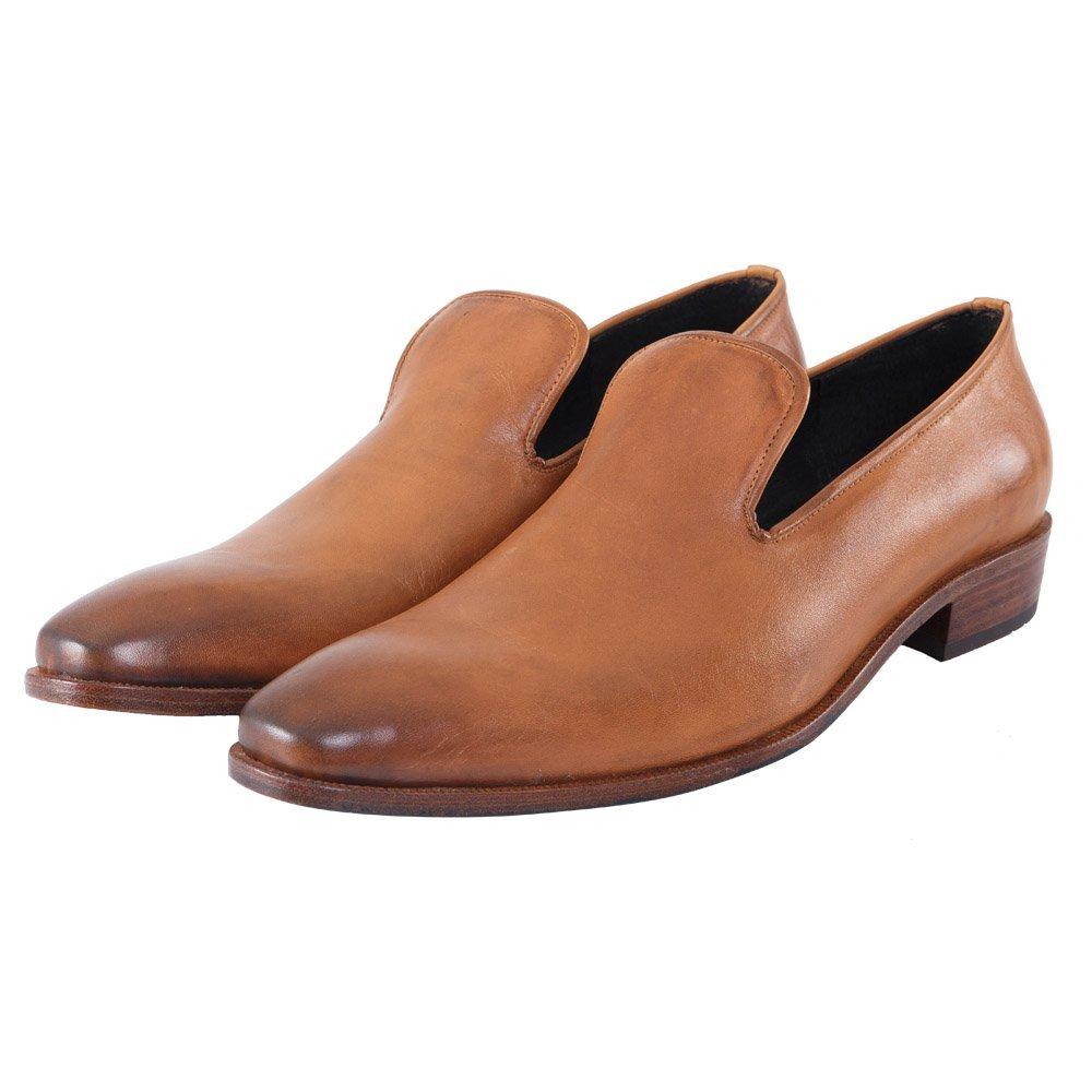 Sapato de Couro Loafer