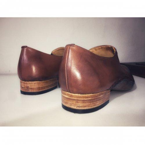 Loafer Ataliba E. MARCHI Tabaco