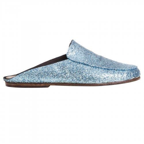 Chinelo Capri Glitter Azul