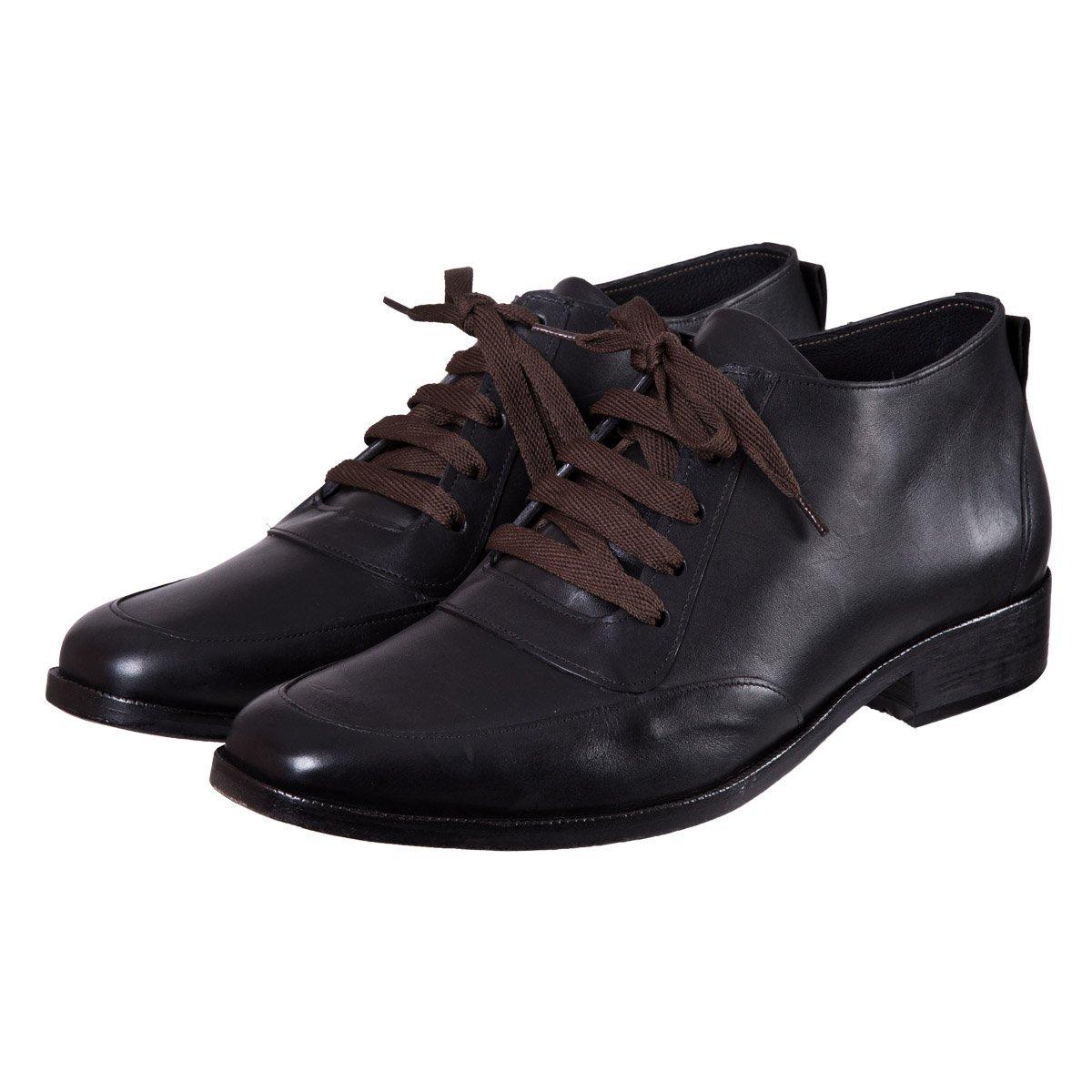 Sapato de Couro Derby