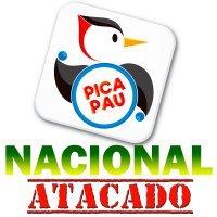 PICA PAU NACIONAL ATACADO