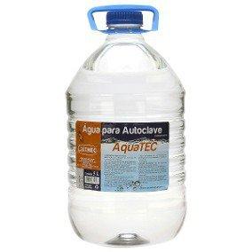 Água Destilada para Autoclave - Aquatec