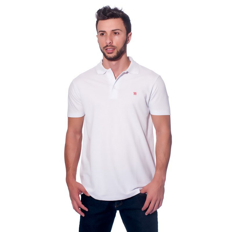 CAMISA POLO DIAMANTINA