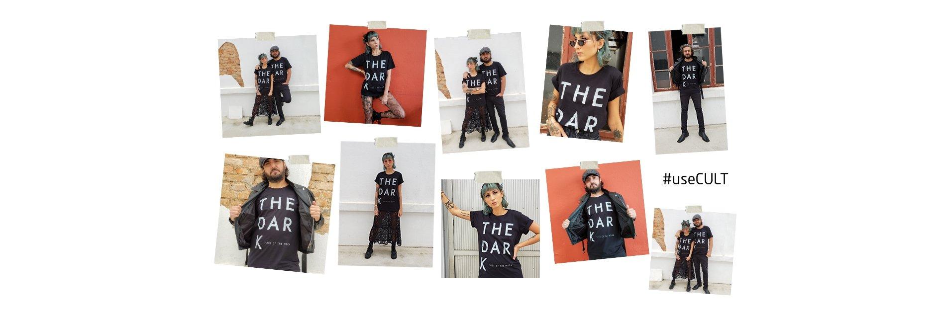 T-Shirt Dark Side 1
