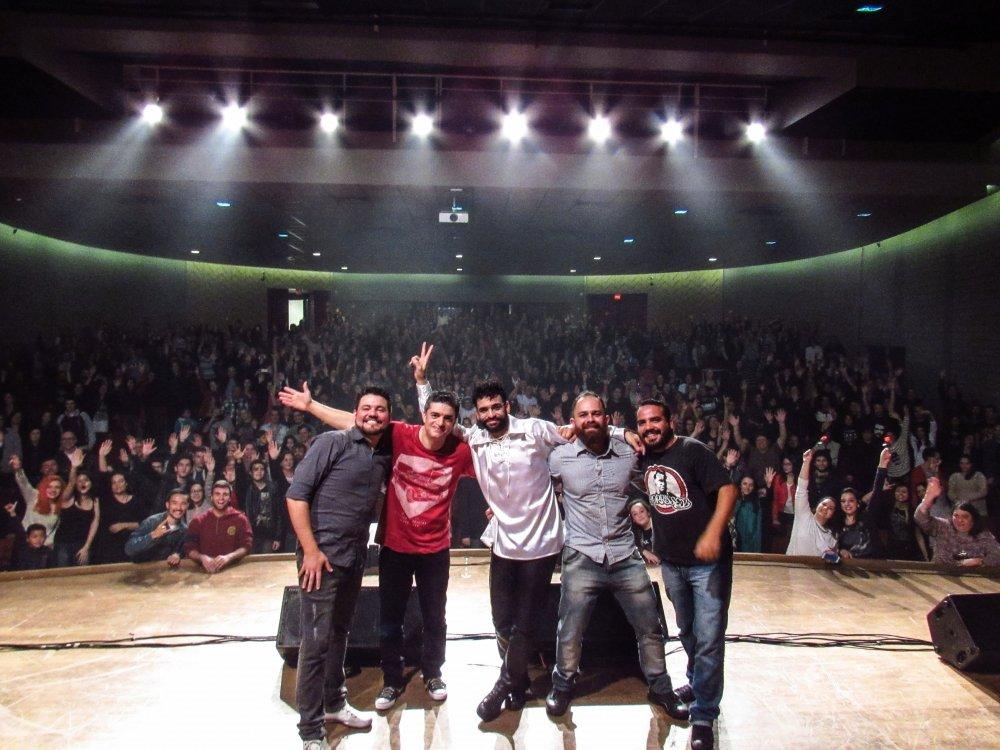 LEGIÃO URBANA [Curitiba 13/07/16]