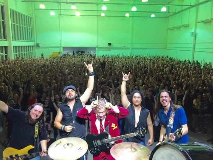 Summer ROCK Festival [Itajaí 03/12/16]