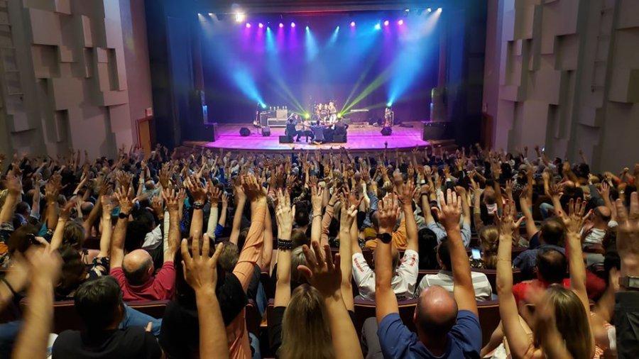 Turnê Bee Gees e Queen Argentina (4 cidades)