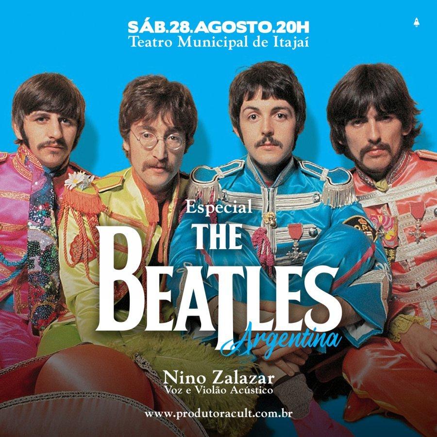Especial The Beatles Argentina [Itajaí]