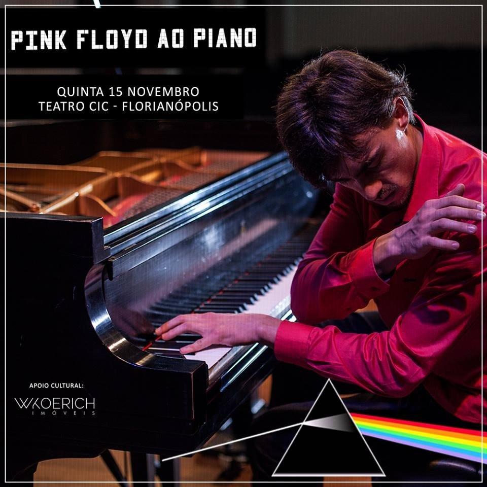 PINK FLOYD ao PIANO [Floripa]