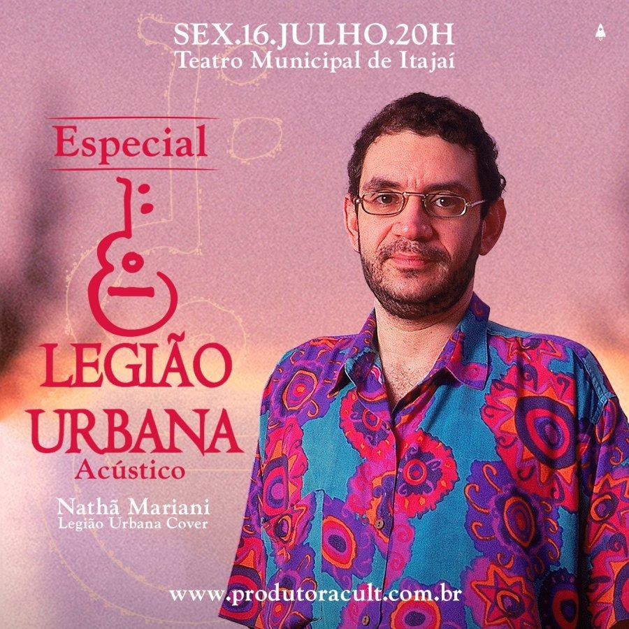 Especial Legião Urbana [Itajaí]