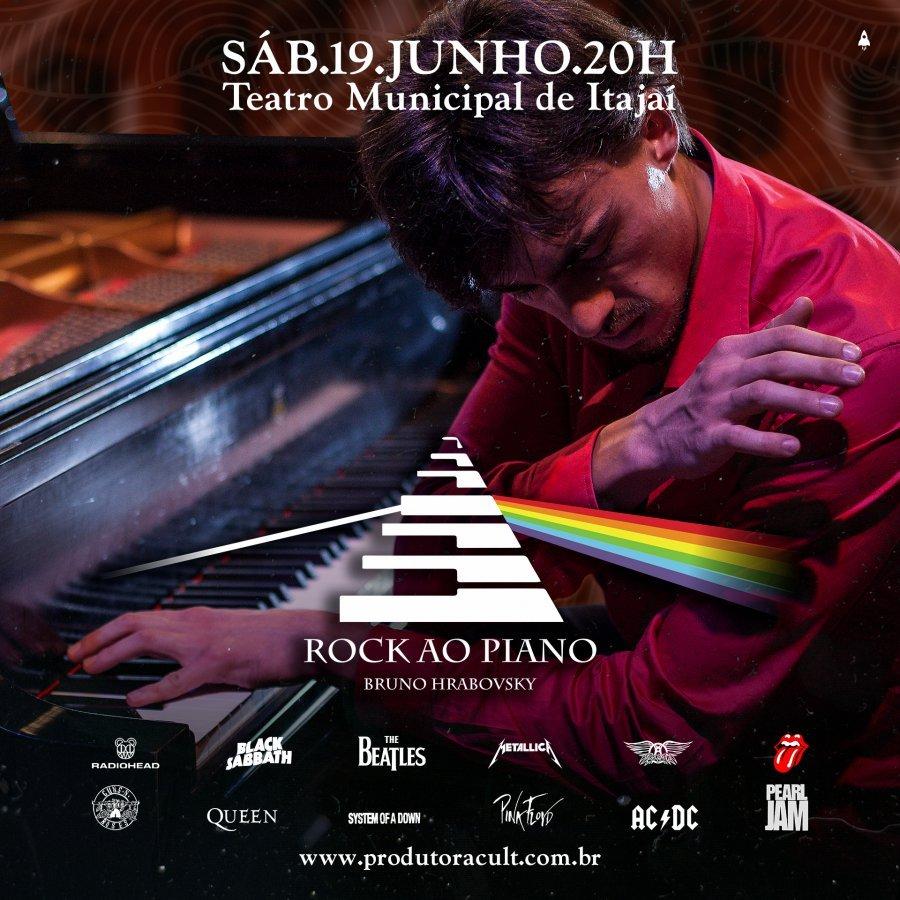 Rock ao Piano [Itajaí]