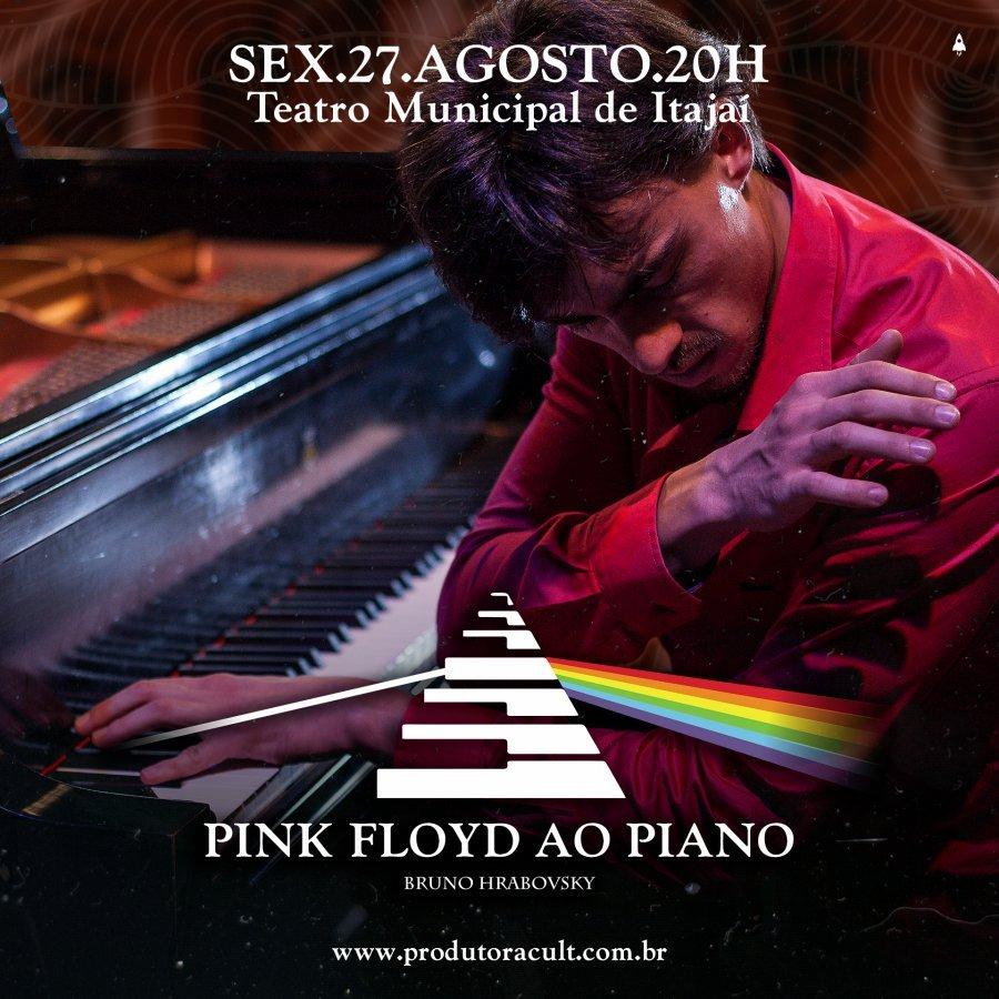Pink Floyd ao Piano [Itajaí]