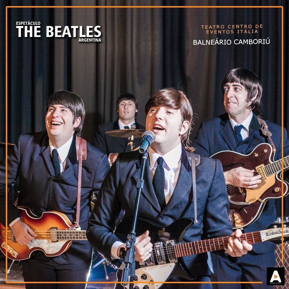 Espetáculo THE BEATLES Cover Argentina!