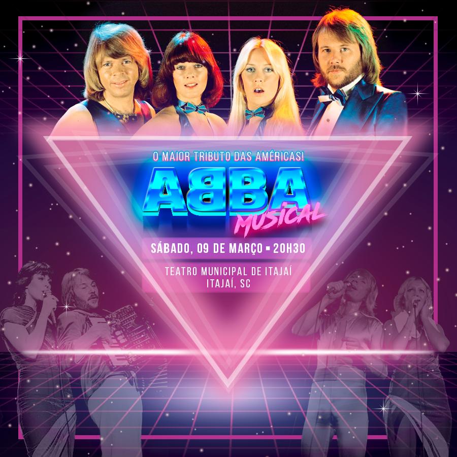 Musical ABBA [Itajaí]