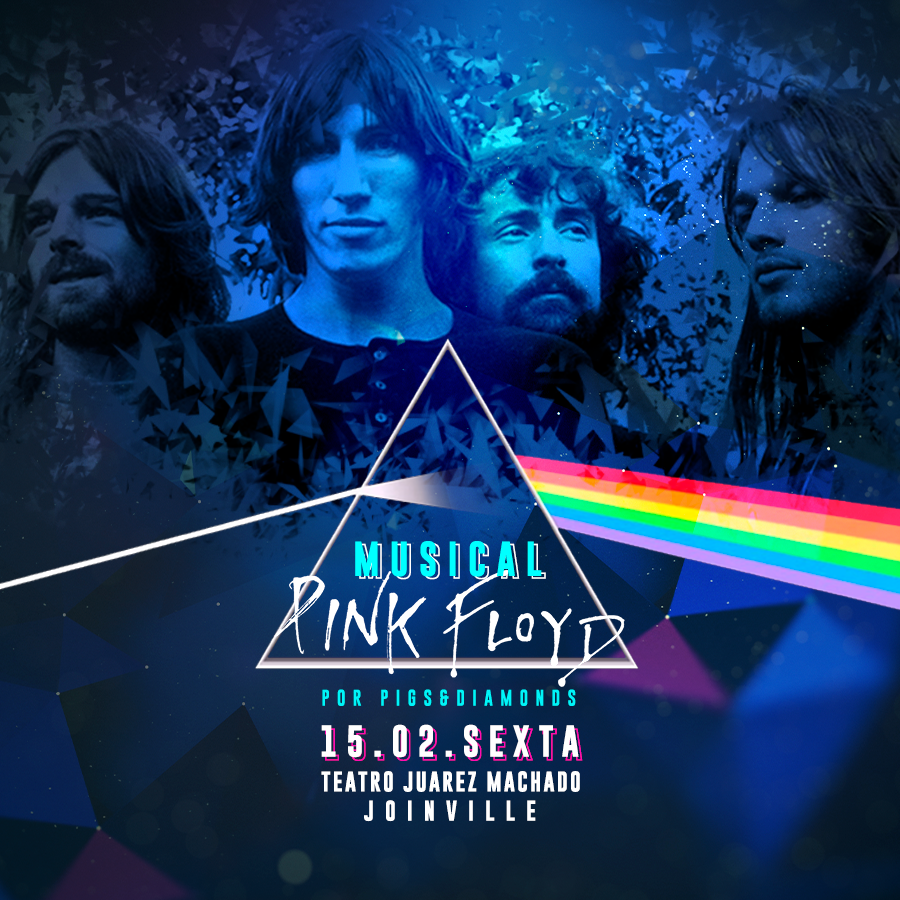Musical PINK FLOYD [Joinville]