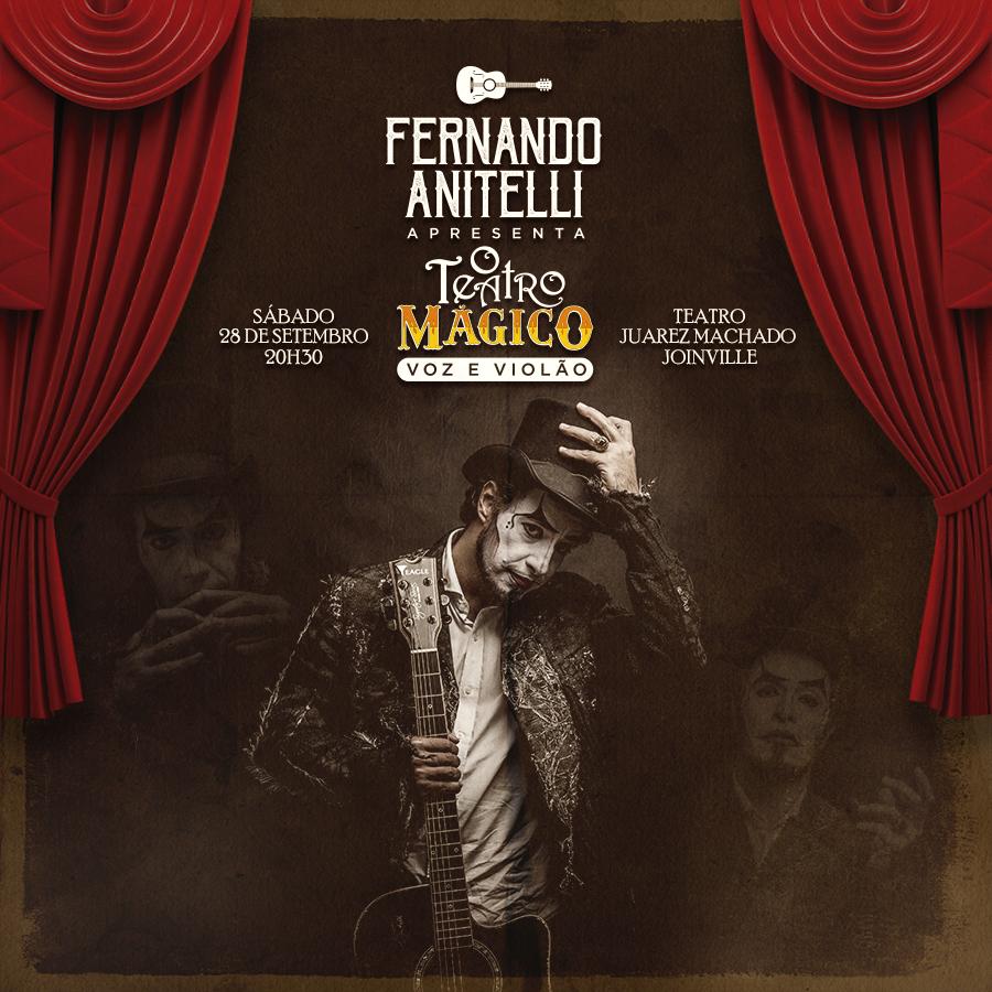 O Teatro Mágico [Joinville]