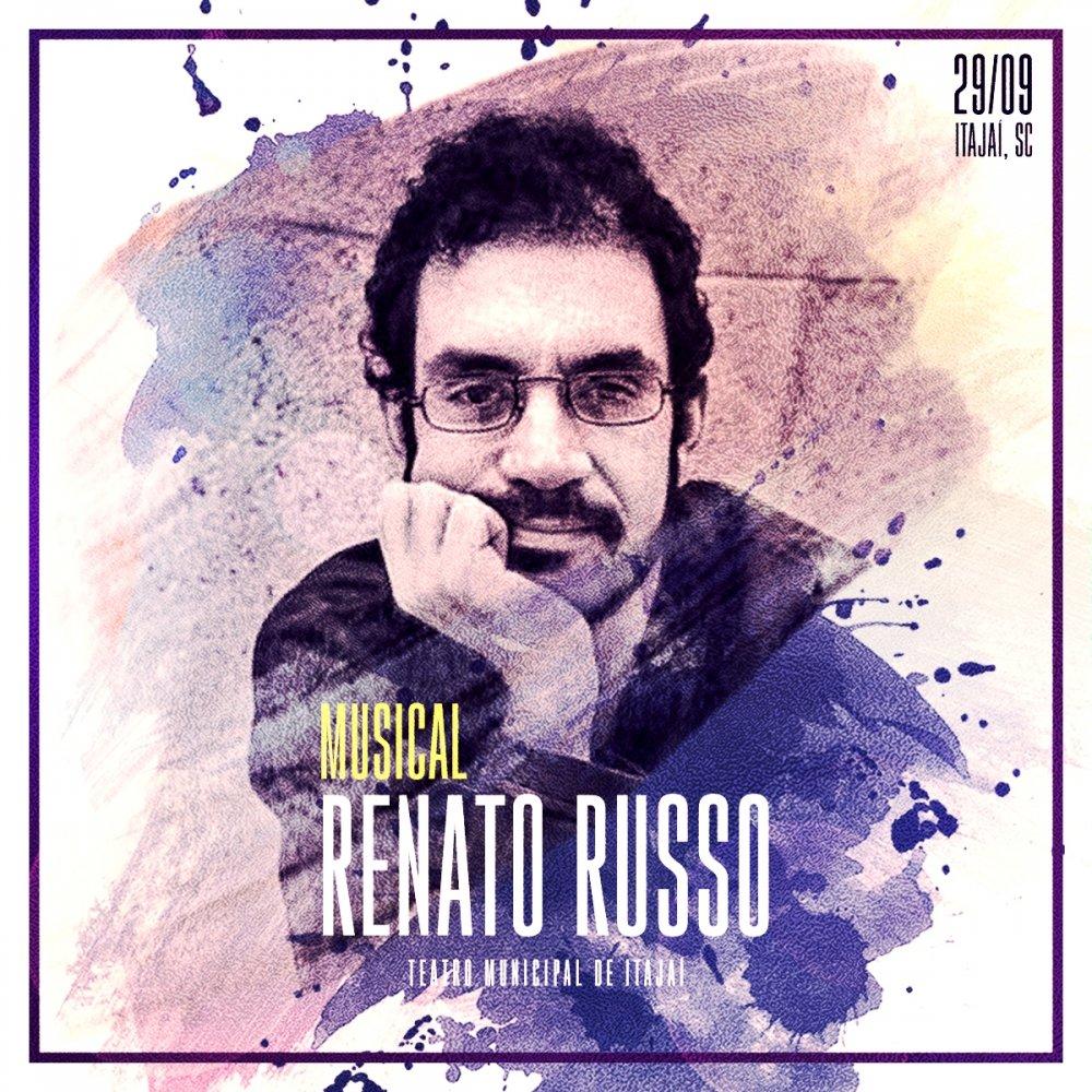 Musical RENATO RUSSO [Itajaí]