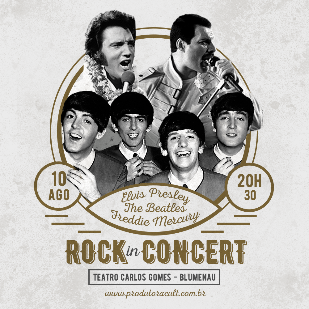 ROCK IN CONCERT [Blumenau]