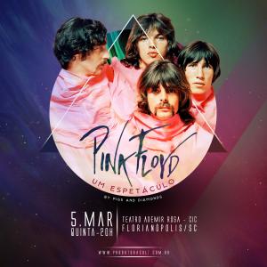 Pink Floyd - um espetáculo [Floripa]